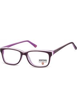 Damskie Oprawki korekcyjne, optyczne nerdy Montana MA81D fioletowe   Stylion - kod rabatowy