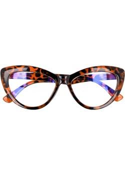Kocie oczy Antyrefleks Zerowki okulary Panterka 2286D   Stylion - kod rabatowy