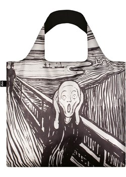 EDVARD MUNCH Scream Bag Loqi   Cityrulers - kod rabatowy