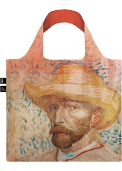 VAN GOGH Self-Portrait with Straw Hat Bag Loqi   Cityrulers - kod rabatowy