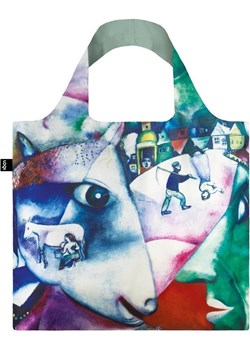 MARC CHAGALL I and the Village Bag Loqi   Cityrulers - kod rabatowy