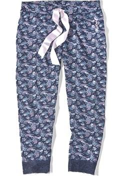 Spodnie damskie do piżamy Mustang długie 6166-1650 granatowe Mustang  bodyciao - kod rabatowy