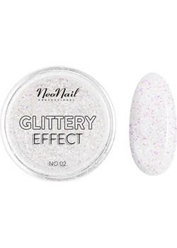 Pyłek Glittery Effect No. 02   NeoNail - kod rabatowy