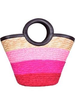 Stylowa torebka, KEISHA różowa Dedra Moja Dedra - domodi - kod rabatowy