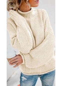 Sweterek Paris Beige S Noshame NOSHAME.PL - kod rabatowy
