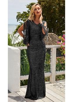 Sukienka cekinowa Jenesis Black S Noshame NOSHAME.PL - kod rabatowy