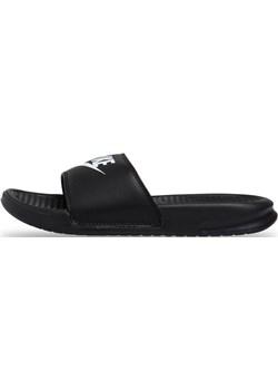 Klapki damskie Nike WMNS Benassi JDI black/white-black (343881-015) Nike  bludshop.com - kod rabatowy