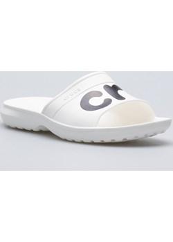 Klapki Crocs Classic Graphic Slid 204465-103 Crocs inmotion.pl wyprzedaż - kod rabatowy