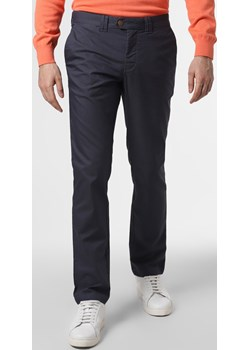 Finshley & Harding - Spodnie męskie, niebieski  Finshley & Harding vangraaf - kod rabatowy