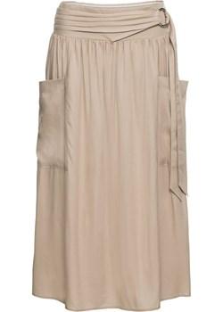 Spódnica z paskiem Bonprix   - kod rabatowy