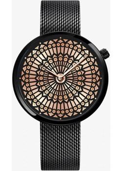 Zegarek SK na bransolecie mesh - SK98  Shengke promocja niwatch.pl  - kod rabatowy