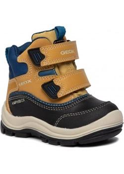 Kozaki dziecięce Geox B943VB_0BU50_C5B4R  Geox bootstore.pl okazja  - kod rabatowy