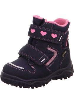 Śniegowce / Kozaki dziecięce Superfit 0-509045-8000 Gore-Tex  Superfit bootstore.pl okazyjna cena  - kod rabatowy
