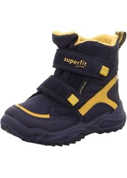 Śniegowce / Kozaki dziecięce Superfit 0-509235-8100 Gore-Tex Superfit  wyprzedaż bootstore.pl  - kod rabatowy