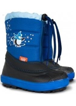 Śniegowce dziecięce Demar 1502NA kenny  Demar promocyjna cena bootstore.pl  - kod rabatowy
