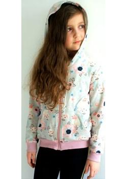 Bluza FLOWER 104/110   LeMika - kod rabatowy