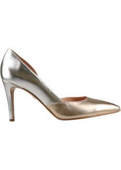 Czółenka Złote Celine - BI5604-01 Conhpol Woman Conhpol elite okazyjna cena - kod rabatowy