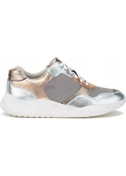 Sneakersy Clarks Sift Lace 261472094  Clarks SMA Clarks - kod rabatowy