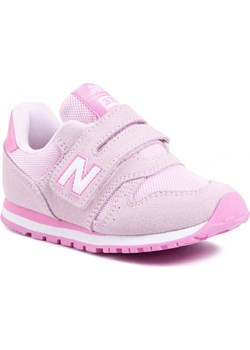 Sneakersy dziecięce New Balance YV373SP róż New Balance  promocja bootstore.pl  - kod rabatowy