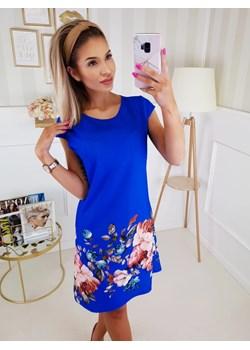 Sukienka Flower Chaber  Fashionyou  - kod rabatowy