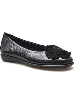 Baleriny Flexx 9102/78 Black arturo-obuwie  bez zapięcia - kod rabatowy