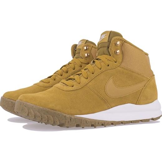 Buty zimowe męskie Nike sznurowane sportowe w Domodi