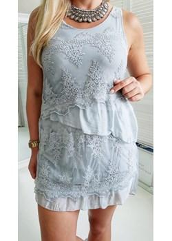 Sukienka blue sky bella M/L   yourboutique - kod rabatowy