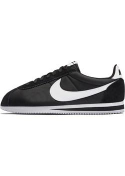 Buty uniseks Nike Classic Cortez Nylon - Czerń Nike  Nike poland - kod rabatowy