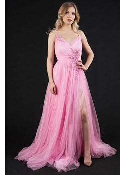 Sukienka długa Princessa  Rokado  - kod rabatowy