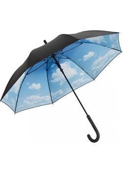 Chmury - długi parasol na deszcz i słońce z filtrem UV UPF50+ Fare  Parasole MiaDora.pl - kod rabatowy