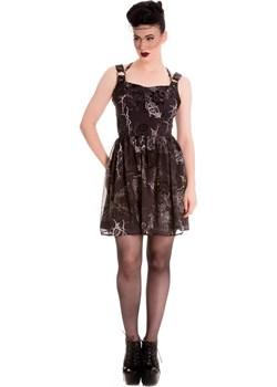 Sukienka gotycka rockowa ALTAIRA Hell Bunny  rockzone.pl - kod rabatowy