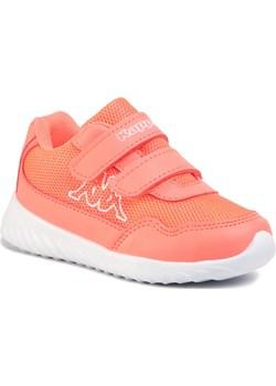 Sneakersy KAPPA - Cracker II K 260647K Freaky Pink/White Kappa  eobuwie.pl - kod rabatowy