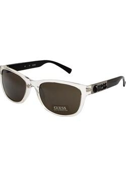okulary przeciwsłoneczne Guess GU 6673 CLBLK2F Guess  timeontime.pl - kod rabatowy
