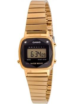 Zegarek damski Casio LA670WEGD-1EF  Casio timeontime.pl - kod rabatowy