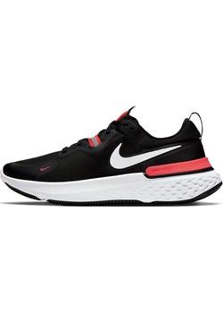 Męskie buty do biegania Nike React Miler - Czerń Nike wyprzedaż Nike poland - kod rabatowy
