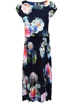 Sukienka plisowana   elite - kod rabatowy