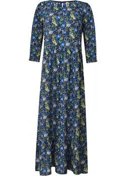 Sukienka z falbaną   elite - kod rabatowy