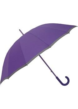 Piękny 16-klinowy parasol w odcieniach fioletu Blue Drop  promocja ParasoleDlaCiebie.pl  - kod rabatowy