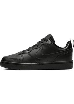 Nike Court Borough Low 2 BQ5448-001 - Sneakersy Nike promocyjna cena SquareShop - kod rabatowy