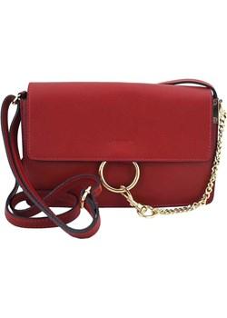 Barberini's - wizytowe torebki listonoszki - Czerwony Barberini`s wyprzedaż Barberinis - kod rabatowy
