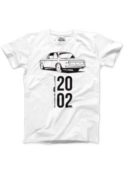 Koszulka BMW 2002 sklep.klasykami.pl promocyjna cena - kod rabatowy