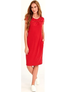 Sukienka LaRime z ażurową wstawką Larime   - kod rabatowy