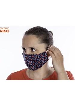 Maseczka ochronna na twarz - bawełniana  Laid-back ciuchynaluzie.pl - kod rabatowy