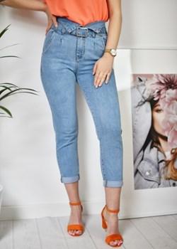 Spodnie jeansowe 1716 Fason   - kod rabatowy