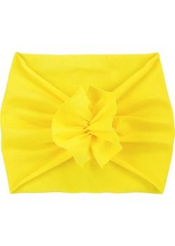 Opaska szeroka żółta Lilandia  TuSzyte - kod rabatowy