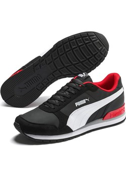 Buty ST Runner V2 NL Puma (black/high risk red)  Puma promocyjna cena SPORT-SHOP.pl  - kod rabatowy