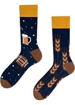 Kolorowe Todo Socks zimne Piwo chmiel beer  35-38  Todo Socks SoxLand - kod rabatowy