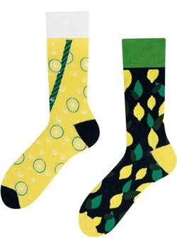 Kolorowe Todo Socks orzeźwiająca LEMONIADA  35-38  Todo Socks SoxLand - kod rabatowy