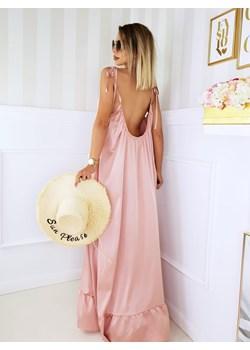 Suknia Windy Pudrowy Róż by Fashionyou  Fashionyou  - kod rabatowy