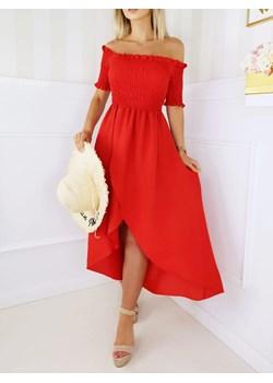 Sukienka Hiszpanka Venus Czerwona by Fashionyou Fashionyou   - kod rabatowy
